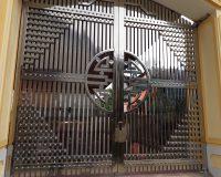 cổng inox 304