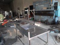 thiết kế , sản xuất inox theo yêu cầu