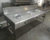 lắp đặt sản xuất thiết bị bếp