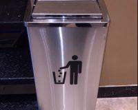 thùng rác,thùng làm theo yêu cầu
