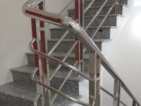 Cầu thang inox , hà tĩnh giá rẻ