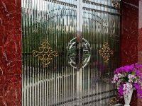 cổng inox 304 anh tuấn