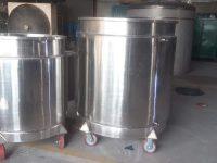 thùng ,bồn công nghiệp thực phẩm ,hóa chất ,sử lý nước.