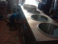 gia công thùng , thiết bị inox theo yêu cầu