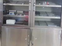 các loại tủ , thiết bị bếp inox