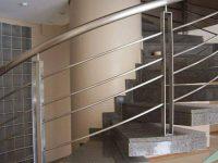 Cầu thang inox ,sắt nghệ an giá rẻ ở vinh
