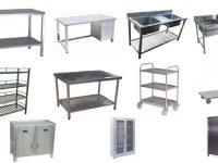 giá kệ bàn ghế , tủ bếp , thiết bị nhà hàng