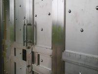 cửa cổng inox giá rẻ 0962223089