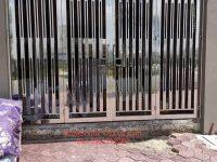 Cổng , cửa inox sắt 0962223089