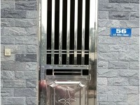 cửa panô inox 1cánh