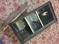 thùng lọc mỡ , tách mỡ inox vinh 0962223089