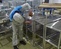 gia công bàn, thiết bị trong nhà máy