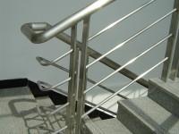 Cầu thang Inox 02