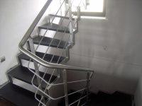 Cầu thang inox ở vinh 0962223089