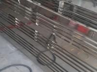 Cổng Inox . cửa kính sảnh cao ốc